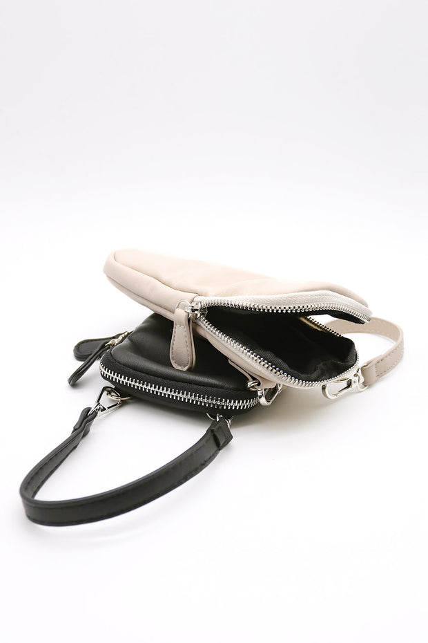 storets.com Pleather Chain Bag