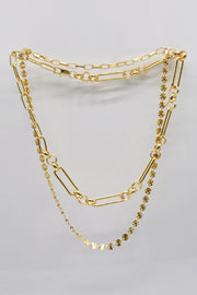 storets.com Multi Chain Layered Necklace