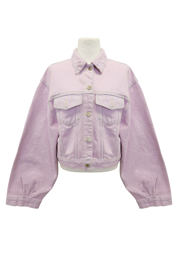 storets.com Lillie Candy Denim Jacket