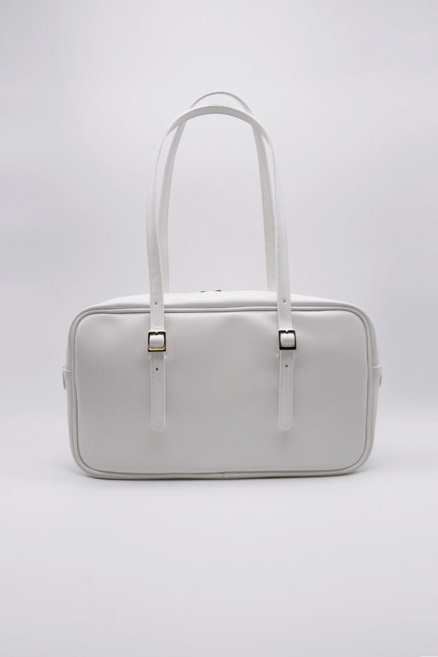storets.com Square Pleather Shoulder Bag