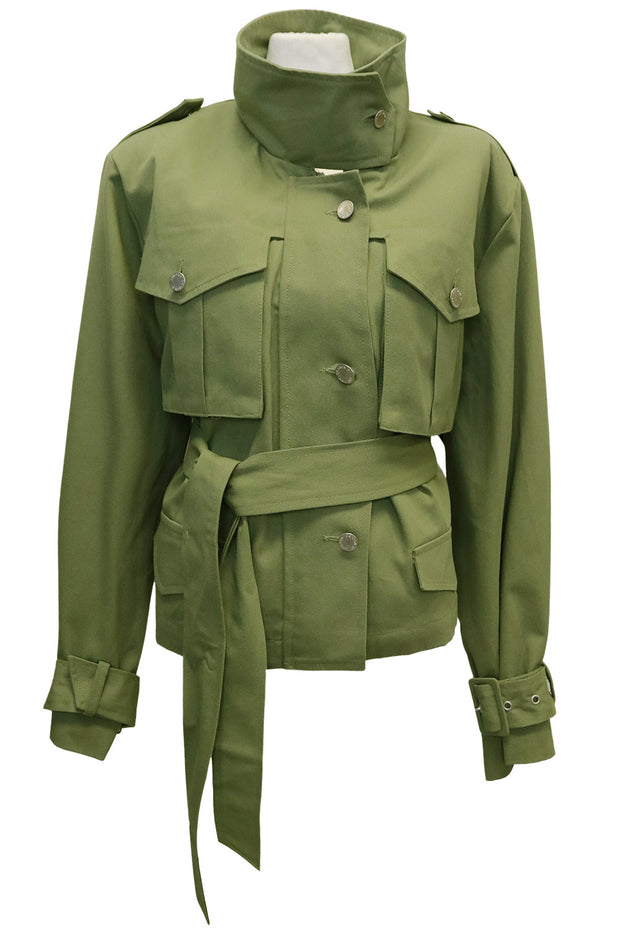 storets.com Tinley Belted Safari Jacket