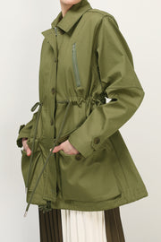 storets.com Rachel Oversized Safari Jacket