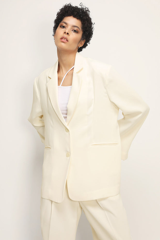 storets.com Kiara Single Breasted Blazer