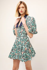 storets.com Olivia Floral Belted Dress