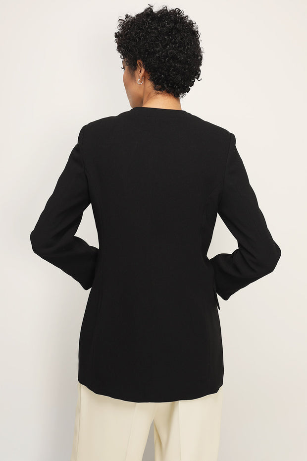 storets.com Vivienne Double Breasted Blazer