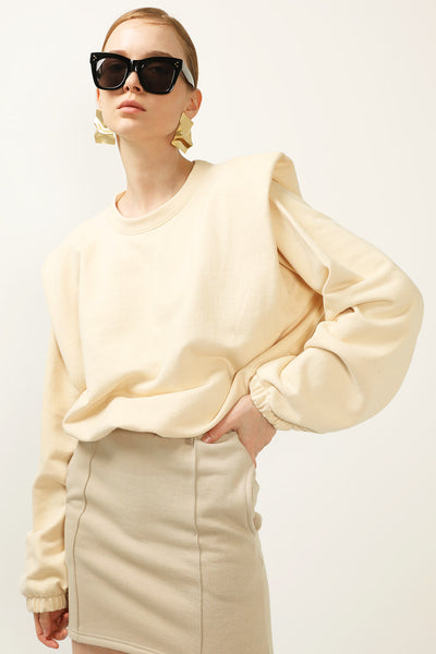 storets.com Emma Structured Sweatshirt
