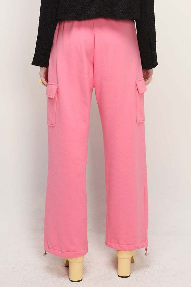 storets.com Amina 2-Way Cargo Sweat Pants