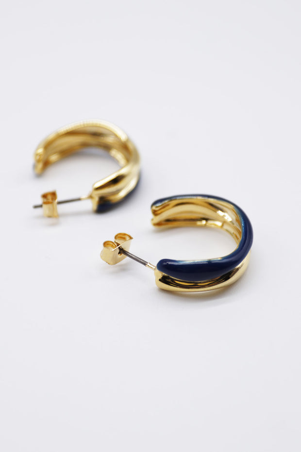 storets.com Color Mix Hoop Earrings