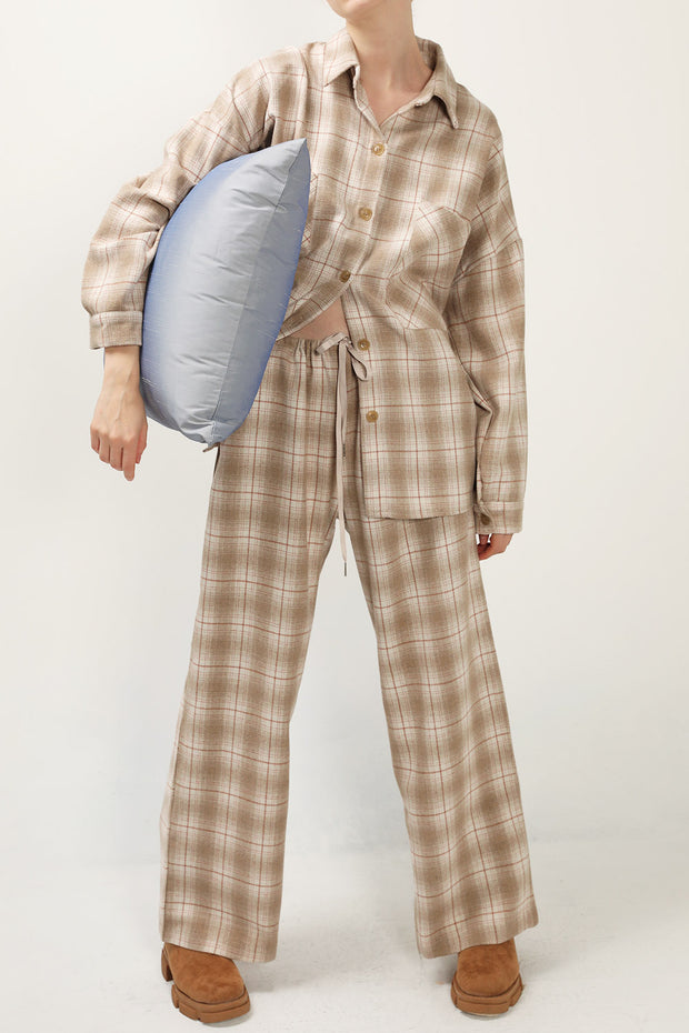 storets.com Piper Oversized Plaid Shirt