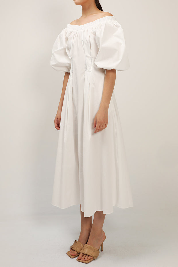 Camila Off-the-Shoulder Maxi Dress