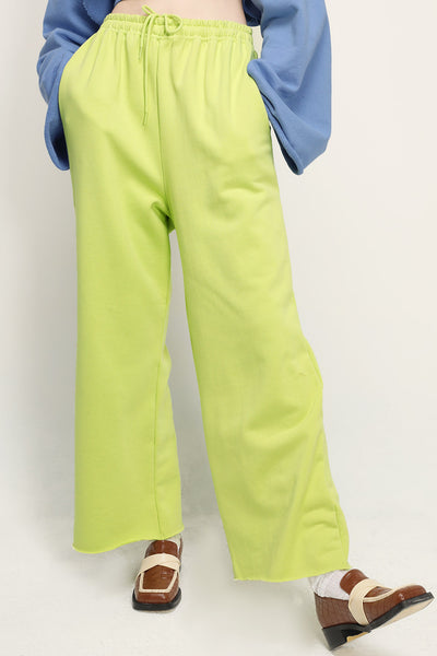 storets.com Ariel Wide Leg Sweat Pants