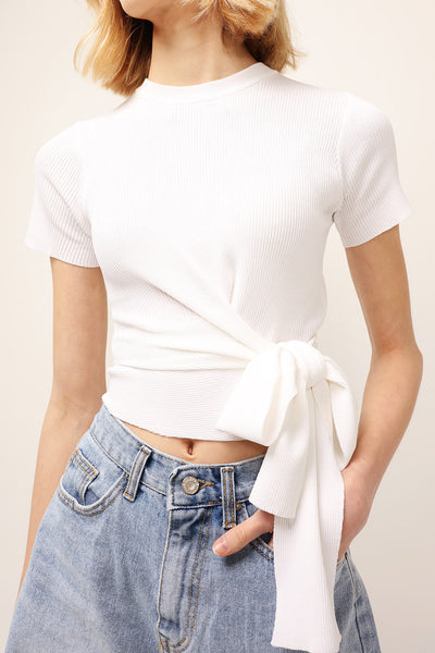Allison Tie Waist Top