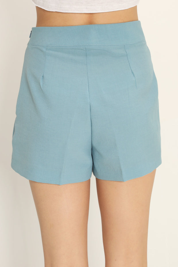 storets.com Chandler Pintucked Shorts