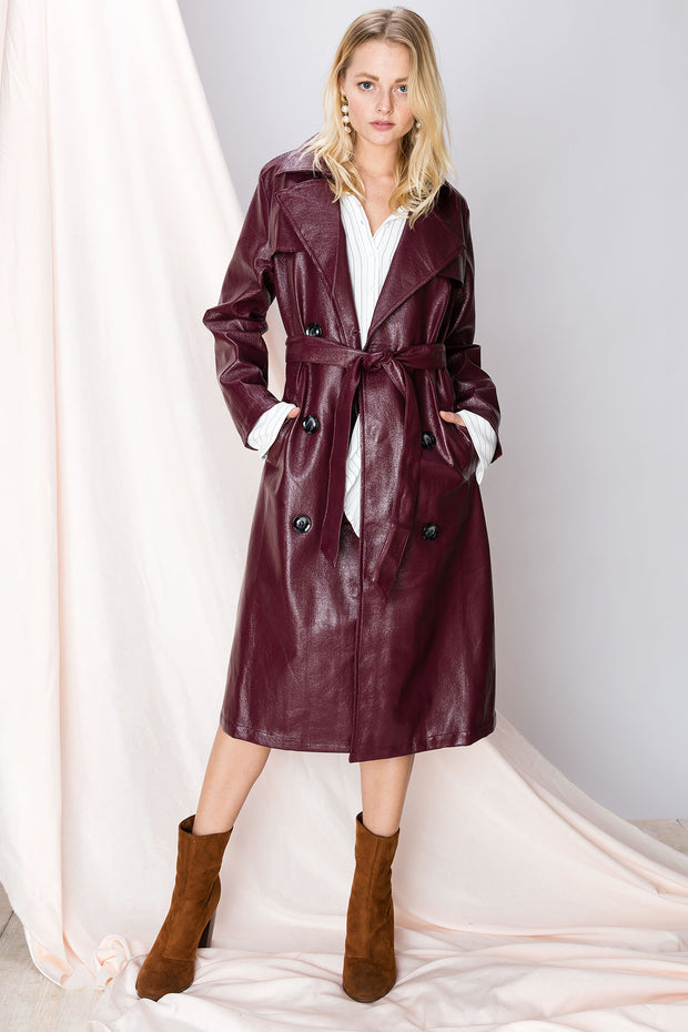 storets.com Marta Double Breasted Coat