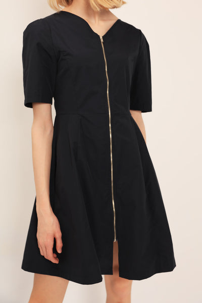 Madelyn Zip-Up Dress