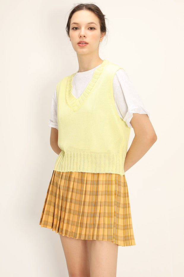 Aila Summer Knit Vest