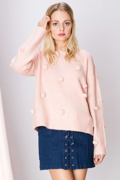 Linda Puff Sweater