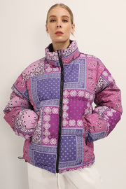 storets.com Nevaeh Reversible Puffer Jacket