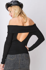 storets.com Mira Snug Off The Shoulder Top-2 Colors