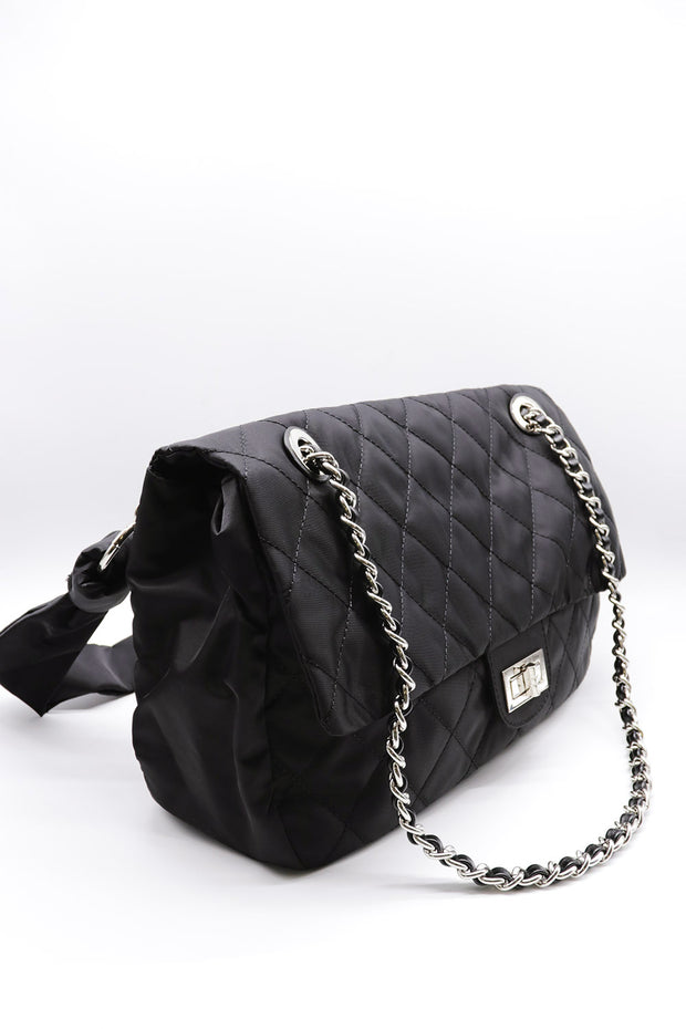 Big Capacity Quilted Handbag