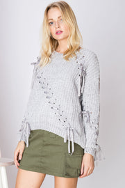 Nicole Laced Sweater