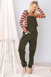 Owen Corduroy Overall Pants-2 Colors