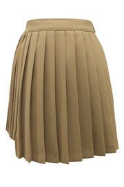 storets.com Everlee Asymmetric Pleated Skirt