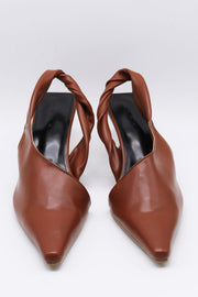 Pointed Toe Slingbacks