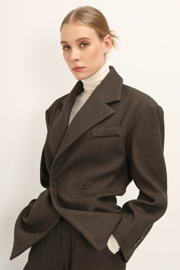 storets.com Avery Structured Jacket