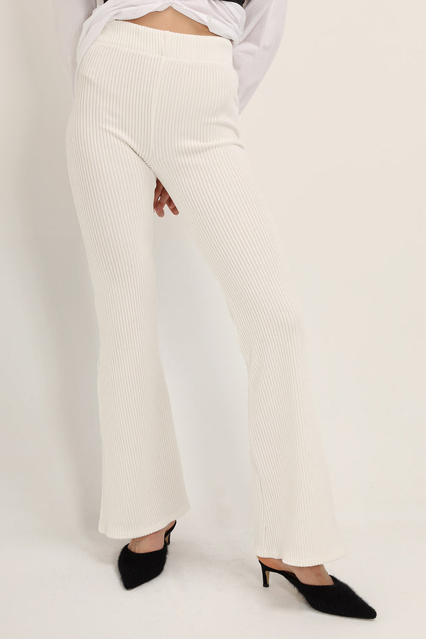 Claire Bootcut Cord Pants