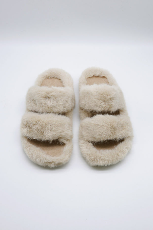 storets.com Furry Slippers