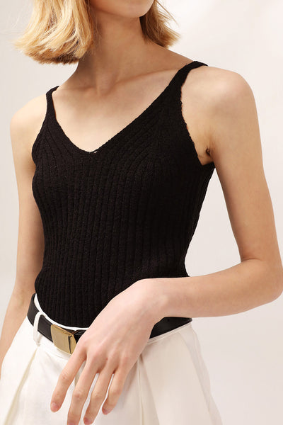 Samantha Knitted Tank Top