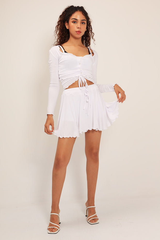 storets.com Esther 3-Piece Skort Set