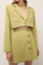 storets.com Cassidy Cutout Jacket Dress
