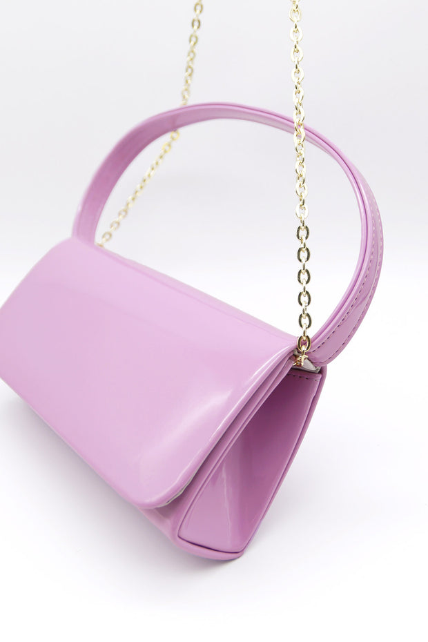 storets.com Pleather Flap Shoulder Bag