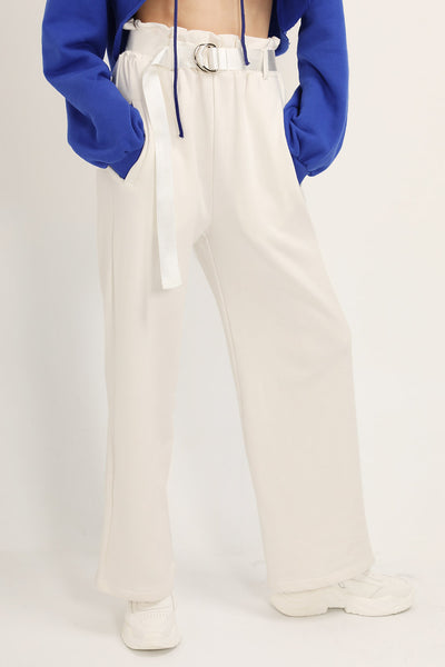 Ava Sweat Pants w/Belt