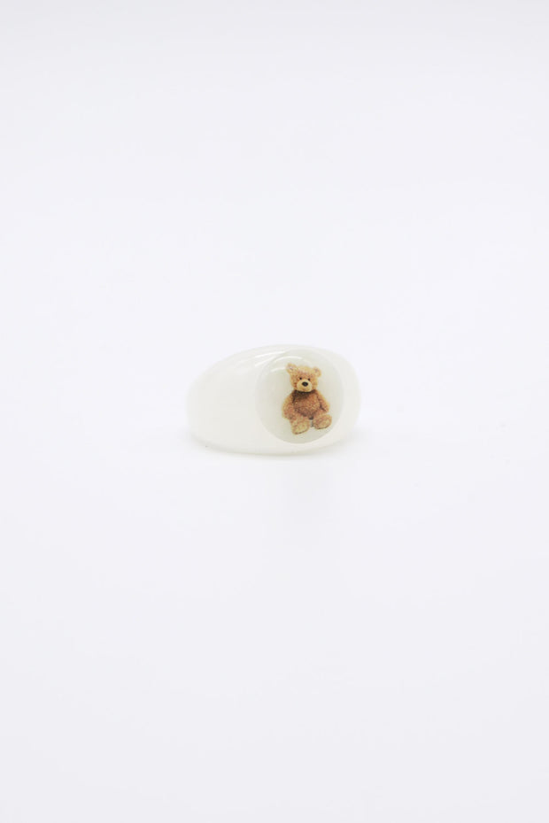 storets.com Teddy Bubble Acrylic Ring