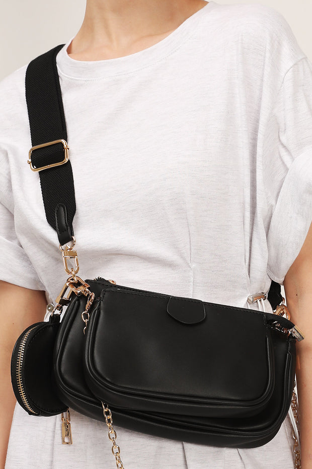 Multi Pocket Fanny Pack