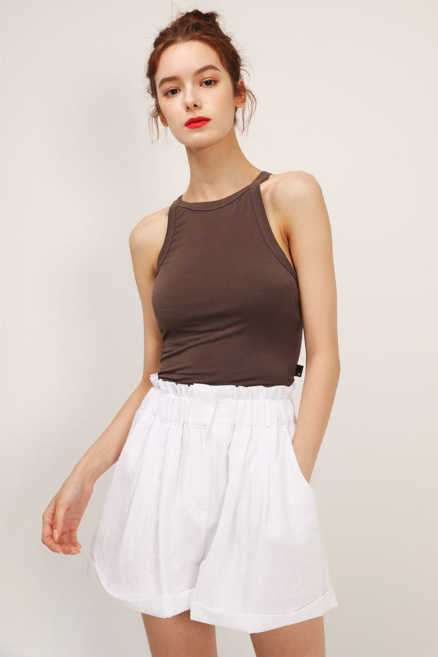 storets.com Taylor Halter Sleeveless Top