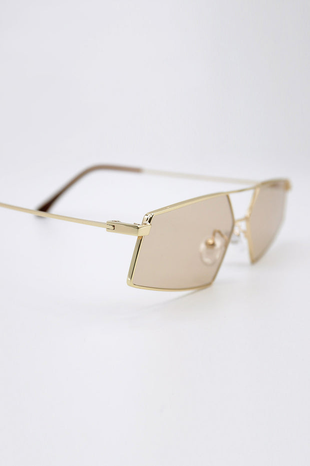 storets.com Retro Metal Sunglasses