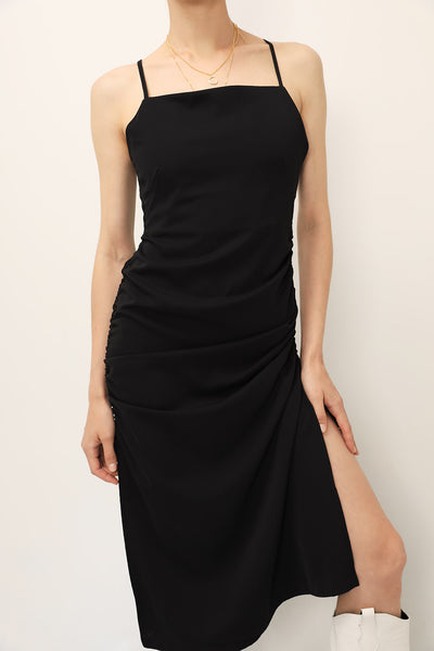 storets.com Stella Ruched Cami Dress