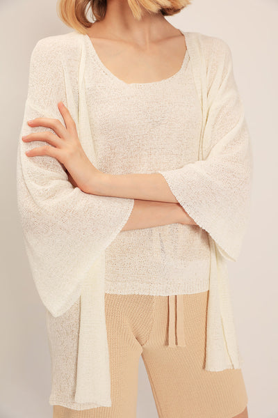 Marley Boucle Cardigan 2-Piece Set