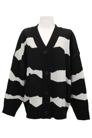 storets.com Dallas Oversized Printed Cardigan
