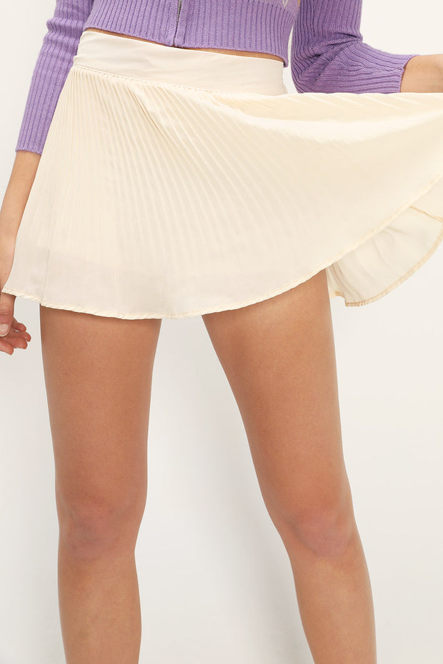 storets.com Carly Pleated Skort