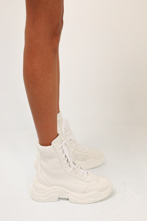storets.com Platform Hightop Sneakers