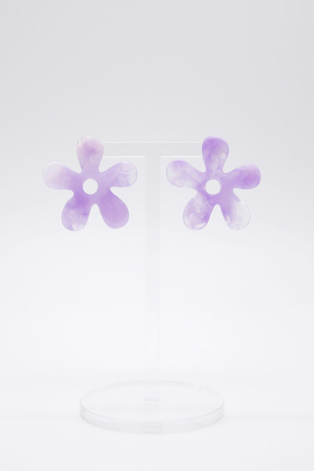 storets.com Flower Stud Earrings