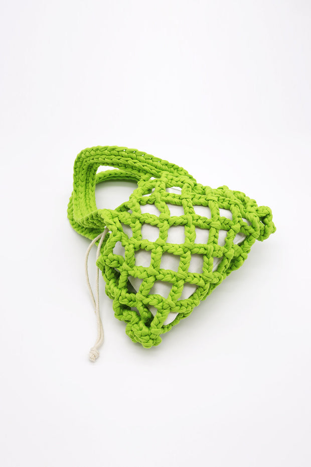 storets.com Crochet Mini Net Bag