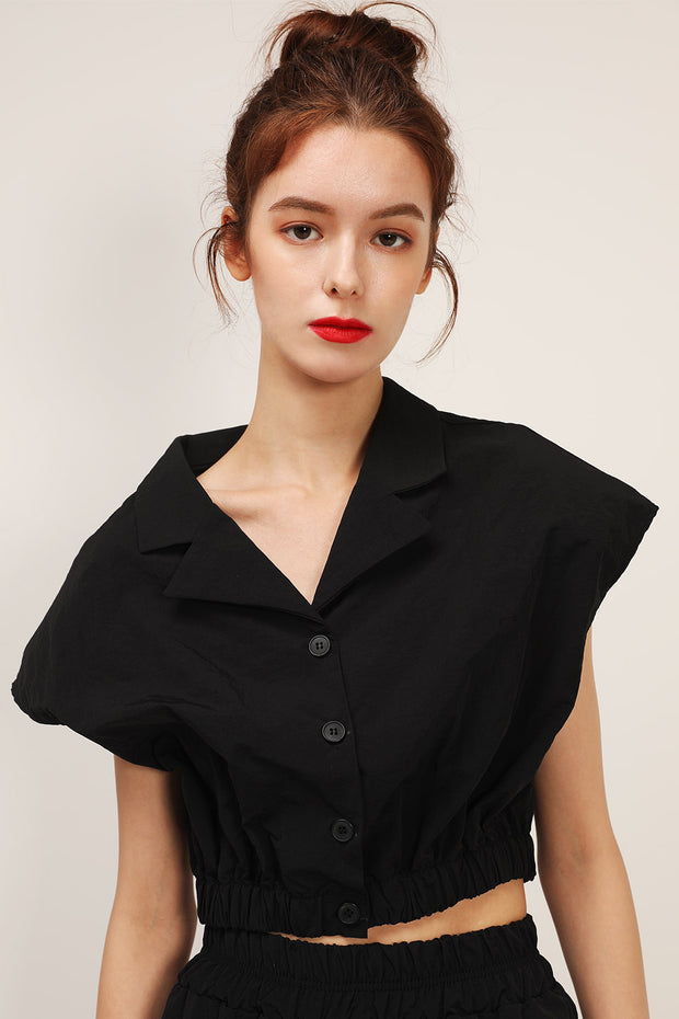 storets.com Sienna Cropped Shirt