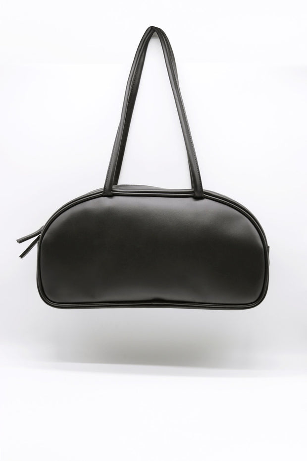 storets.com Wide Pleather Shoulder Bag