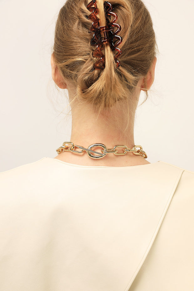 storets.com Linked Chain Statement Choker